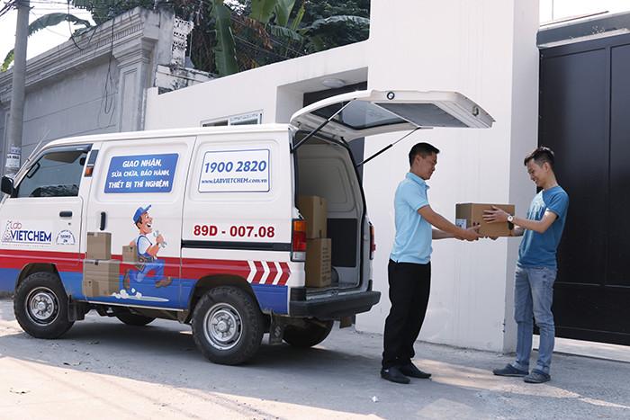 Dịch vụ vận chuyển nhanh chóng - chuyên nghiệp