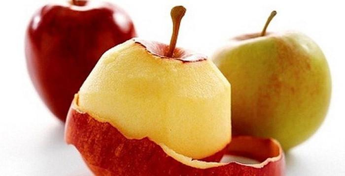 Cách kiểm tra táo bị phun thuốc nhanh