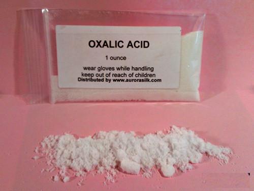 Axit Oxalic trong công nghiệp dệt nhuộm