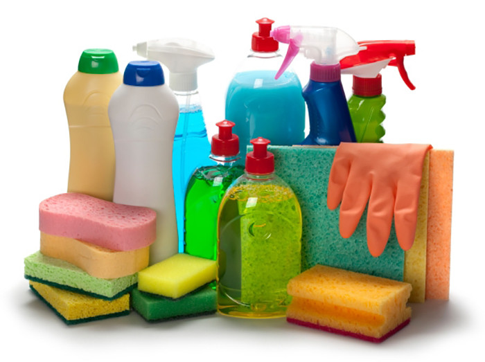 Hóa chất thí nghiệm làm chất tẩy rửa