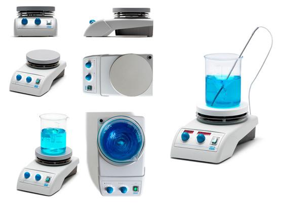 Máy khuấy từ velp được thiết kế đơn giản, dễ dàng sử dụng