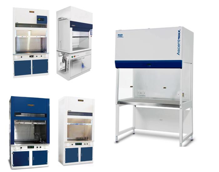Tủ hút khí độc Bestlab vàEsco adc-4b1 trên thị trường