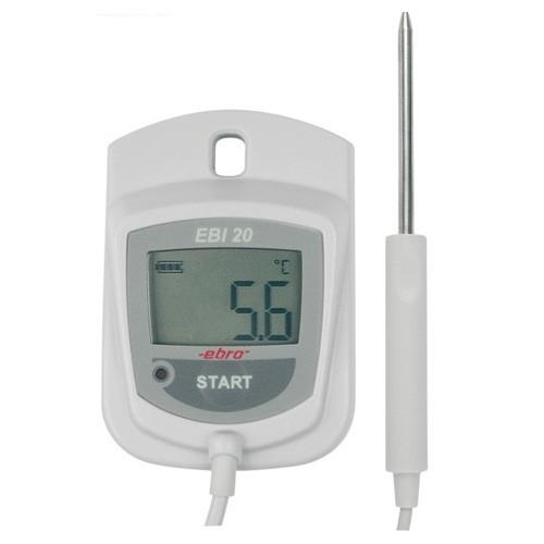 Đồng hồ đo nhiệt độ điện tử EBI20-T1 Ebro
