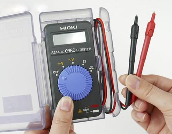Cách sử dụng đồng hồ vạn năng đo diode
