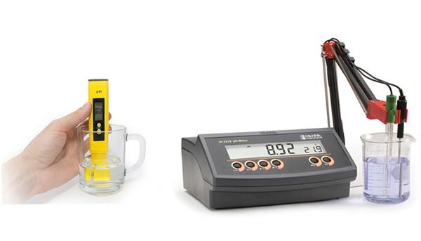 Cách sử dụng máy đo pH trong phòng thí nghiệm cực kỳ đơn giản