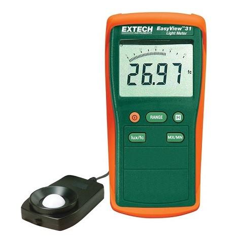 Máy đo cường độ ánh sáng Extech EA31cầm tay