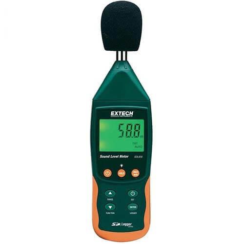 Hình ảnh máy đo độ ồn Extech