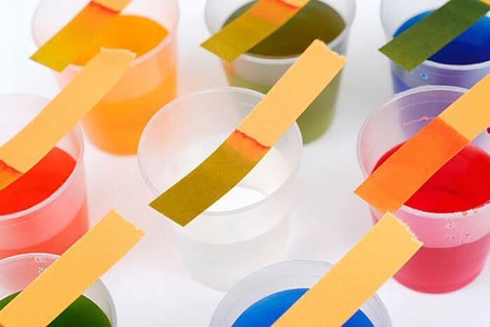 Giấy quỳ tím mua ở đâu để đo độ pH trong các dung dịch hóa học