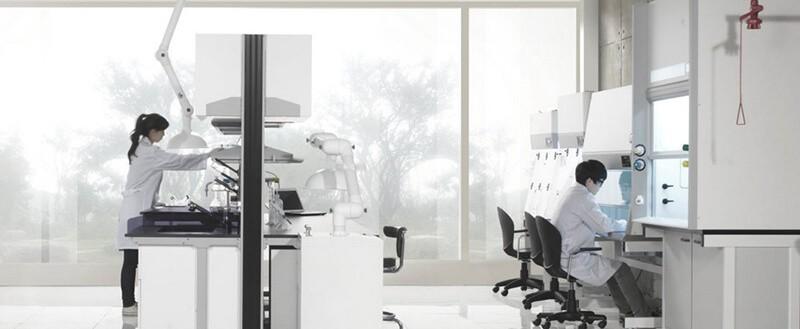 Trang bị tủ hút khí độc, tủ sấy đảm bảo an toàn hóa chất trong phòng thí nghiệm