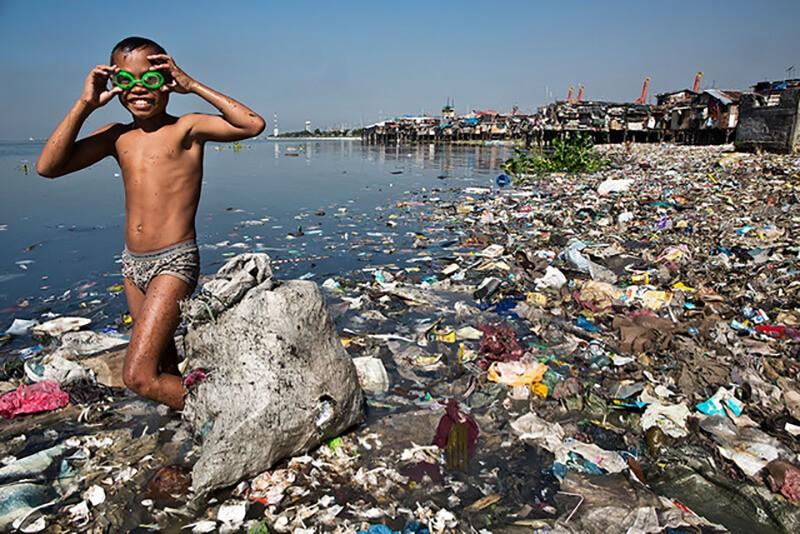 Nguồn nước bị ô nhiễm đáng báo động trên Thế Giới
