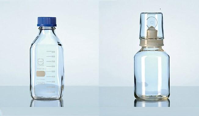 Cấu tạo và cách sử dụng chai lọ đựng hóa chất phòng thí nghiệm bạn cần biết?