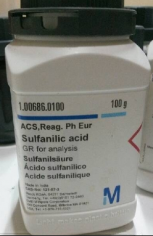 Sulfanilic acid for synthesis Merck Đức