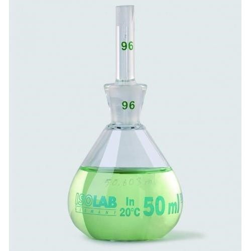 Bình đo tỷ trọng chất lỏng isolab