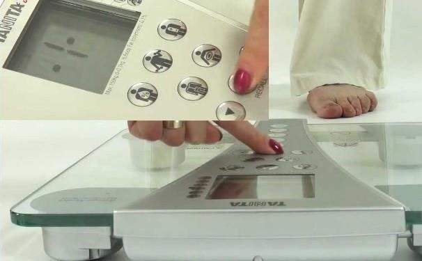 Hướng dẫn sử dụng cân y tế điện tử