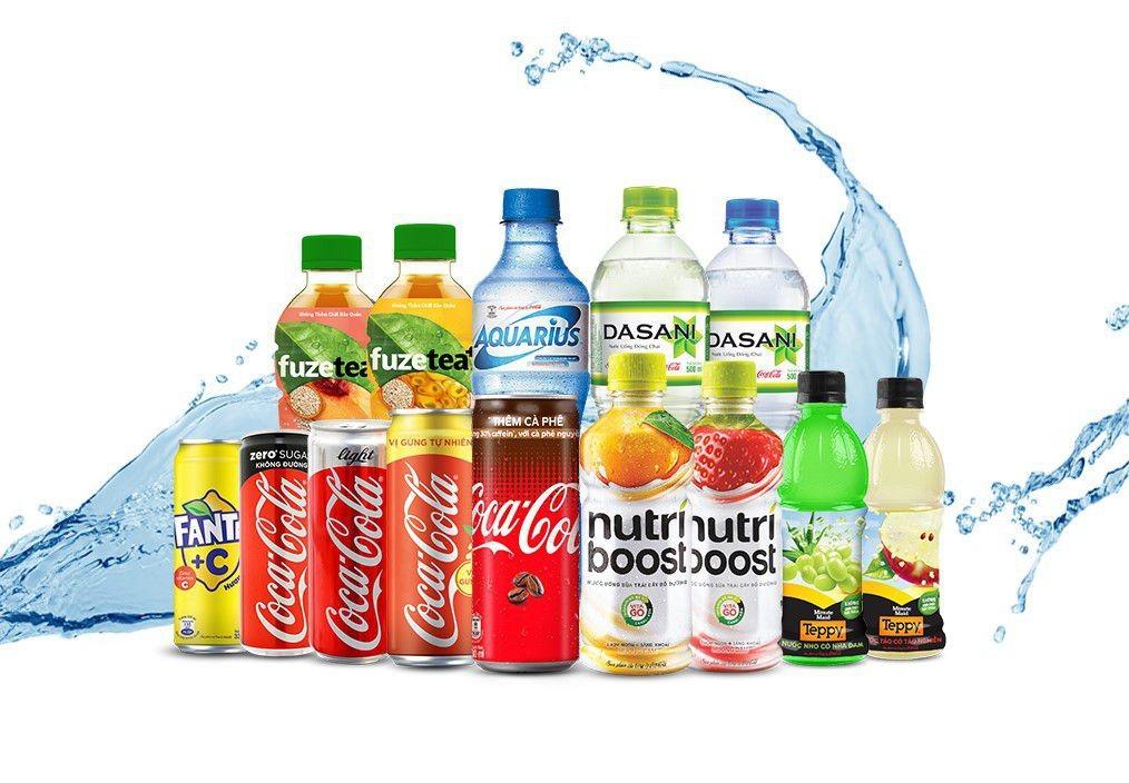 Ứng dụng của amoniac trong công nghệ sản xuất nước giải khát