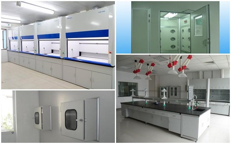 Một số thiết bị cần thiết trong phòng thí nghiệm
