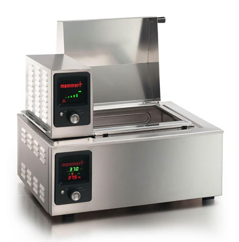 Hình ảnh một trong những loại bể ổn nhiệt được sử dụng trong phòng thí nghiệm