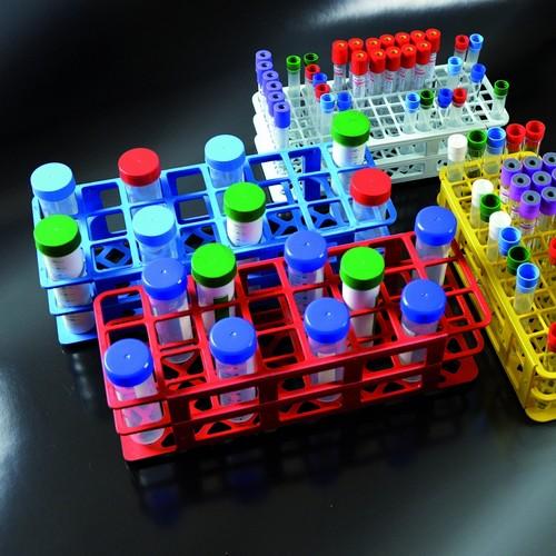 Giá đỡ ống nghiệm bằng nhựa