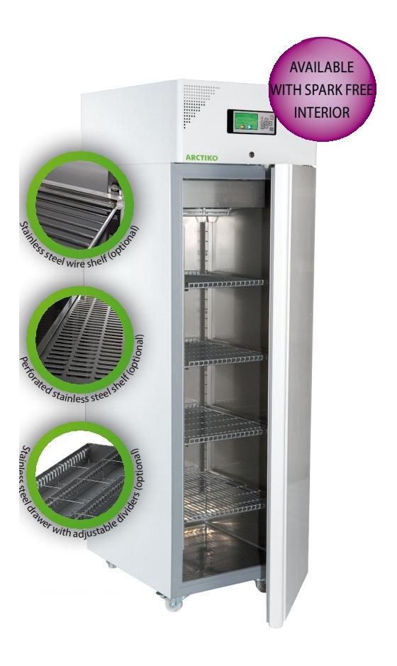 Tủ lạnh âm sâu hoạt động an toàn, hiệu quả