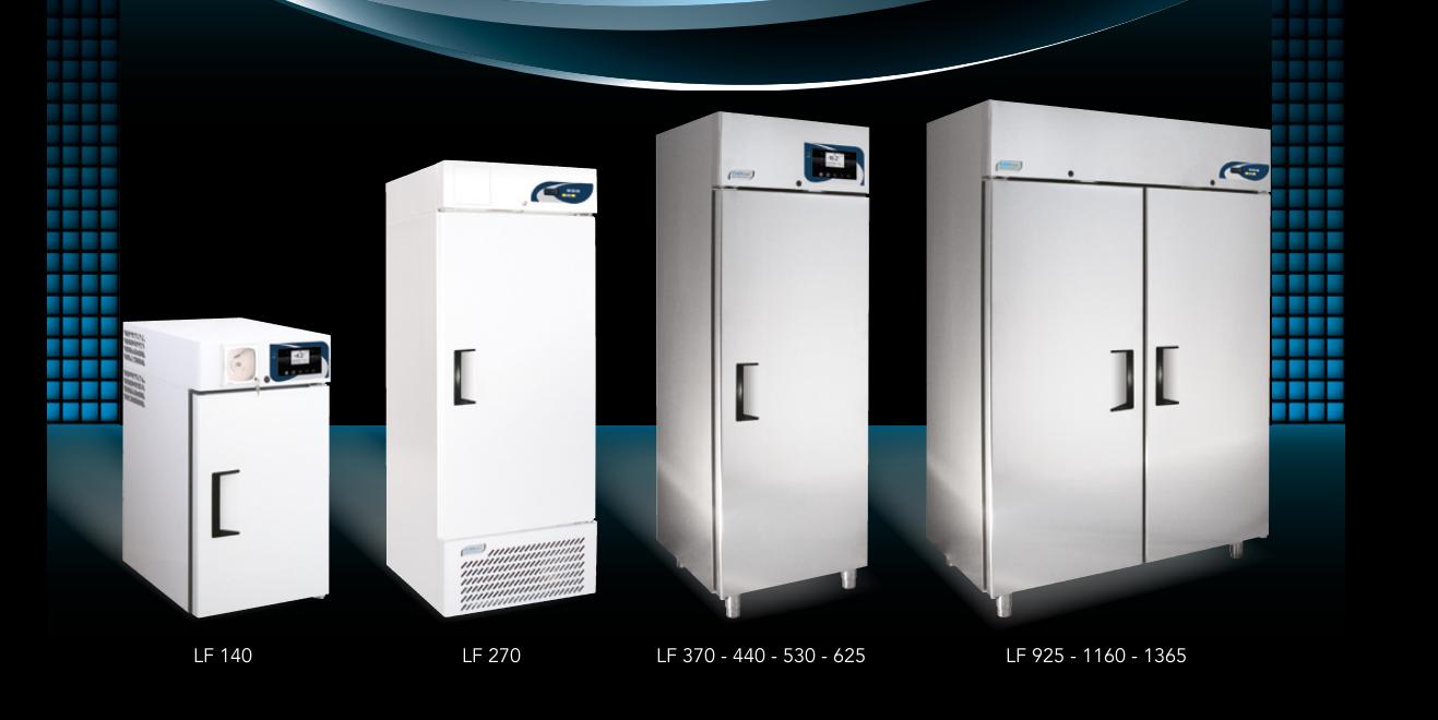 Tủ lạnh âm sâu được dùng trong các phòng thí nghiệm