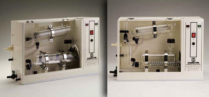Hình ảnh máy cất nướcHamilton bán chạy tại LabVIETCHEM