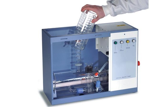 Hướng dẫn sử dụng máy cất phòng thí nghiệm