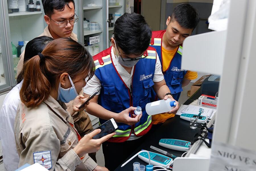 Hướng dẫn sử dụng thiết bị đo pH cầm tay 913 pH/Metrohm