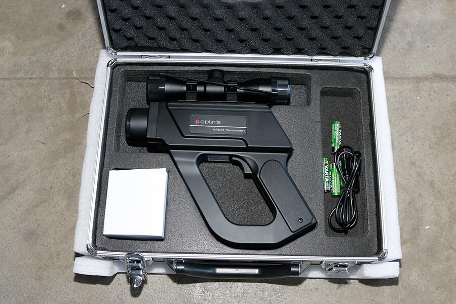 Thiết bị đo nhiệt tầm xa P20 LT/Optris