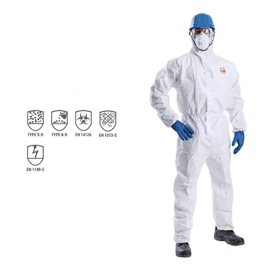 Đặc điểm cơ bản của một bộ quần áo bảo hộ lao động