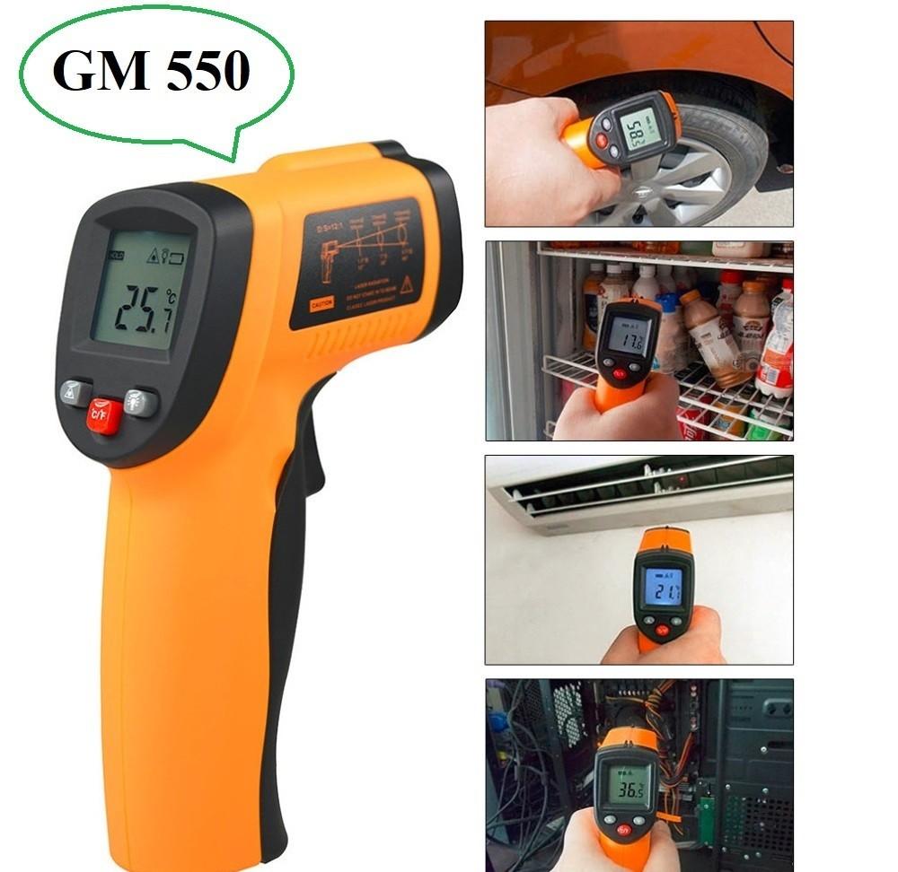 Thiết bị đo nhiệt độ từ xa bằng laser