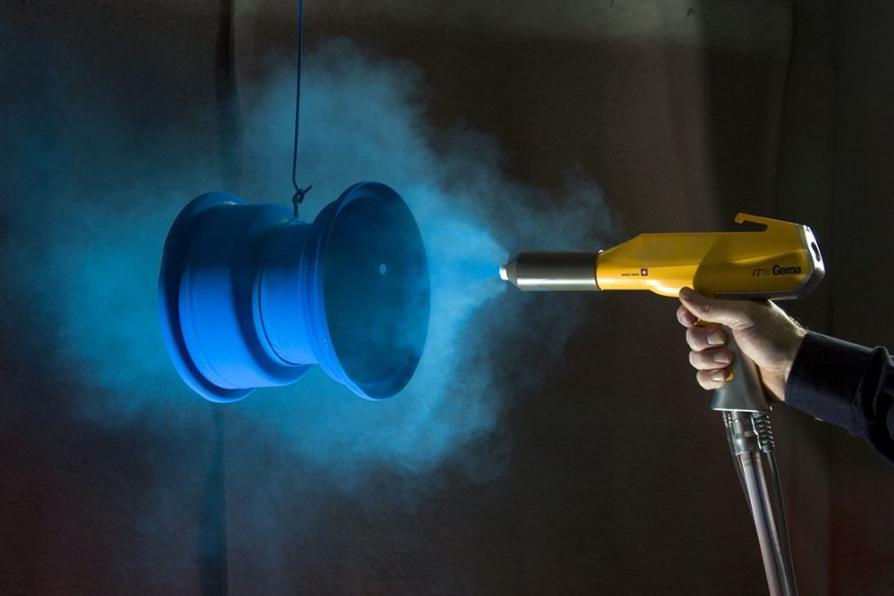 Nên sử dụng hóa chất tẩy sơn tĩnh điện nào