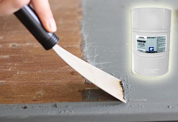 Sử dụng đồ cạo sơn