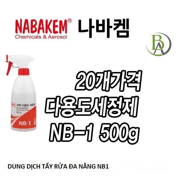 Nước tẩy rửa đa năng Nabakem NB-1
