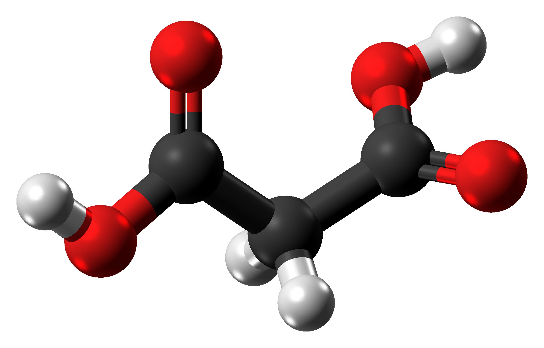 Công thức phân tử của axit citric