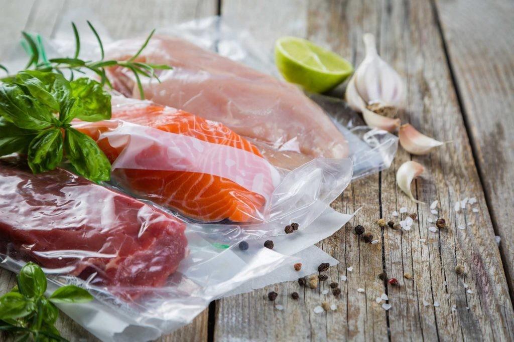 Bơm hút chân không giúp bảo quản thực phẩm lâu hơn so với để tủ đông
