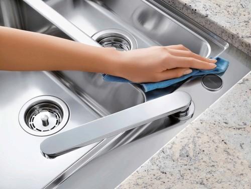 Làm sạch bề mặt inox bằng những phương pháp nào?