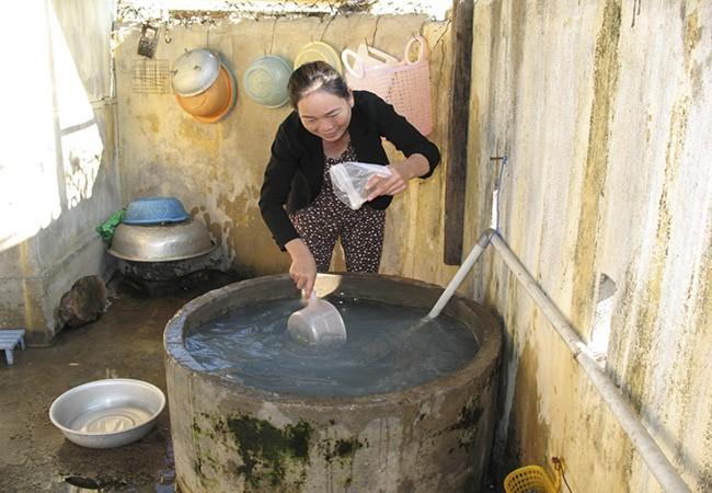 Nước sau khi đã khử phèn có thể nấu ăn bình thường