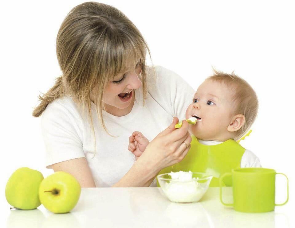 Bổ sung sucrose bằng các loại trái cây cho trẻ nhỏ