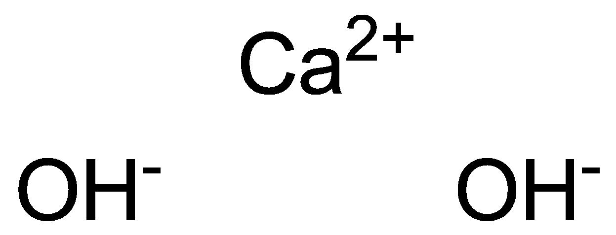 Công thức hóa học của đá vôi là Ca(OH)2.