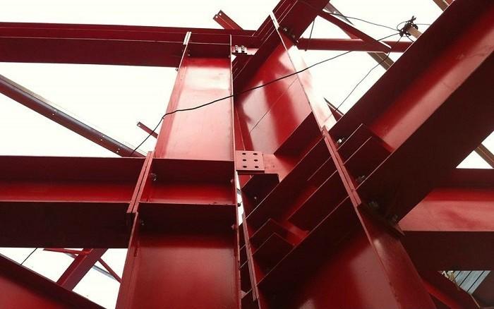 Sơn chống gì 2 thành phần được dùng cho các công trình xây dựng