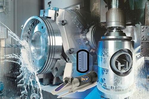 Dầu làm mát máy pha nước có khả năng kháng khuẩn cao