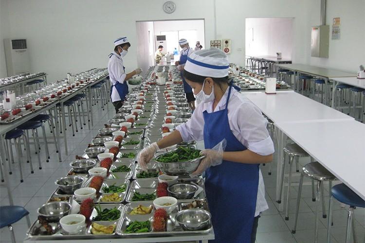 Được sử dụng chủ yếu trong các khu vực chế biến thực phẩm
