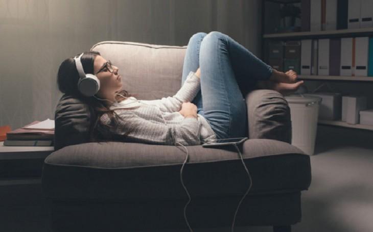 ASMR giúp thần kinh được thư giãn
