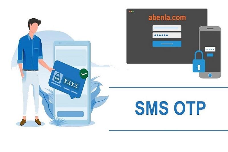 Mã OTP được gửi miễn phí qua tin nhắn SMS