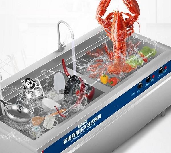 Bể rửa bằng sóng siêu âm mang lại hiệu quả tẩy rửa lớn