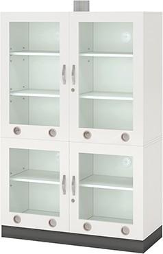 Tủ đựng hóa chất có ống dẫn khí HMRT-RCG900 Hankook