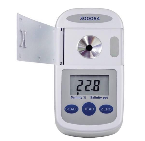 Khúc xạ kế đo độ mặn kỹ thuật số