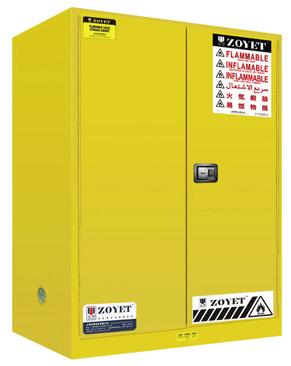 Tủ đựng hóa chất dễ cháy HW.ZYC0060S Daihan