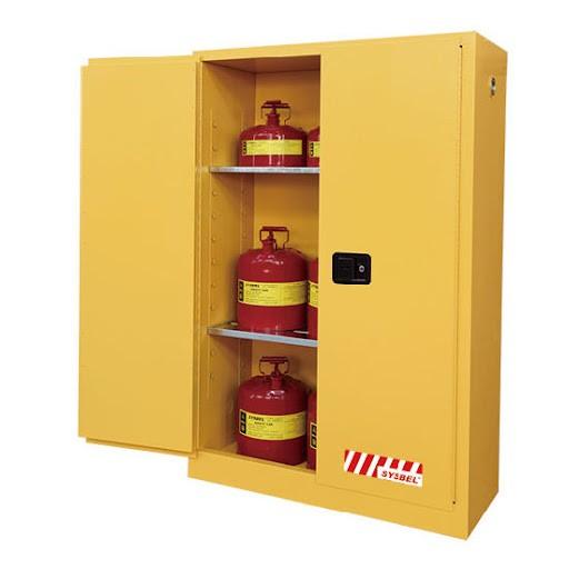 Hình ảnh tủ đựng hóa chất chống cháy