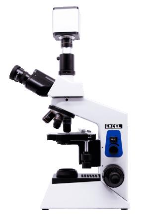 Kính hiển vi sinh học 3 mắt Excel Dewinter Ấn Độ